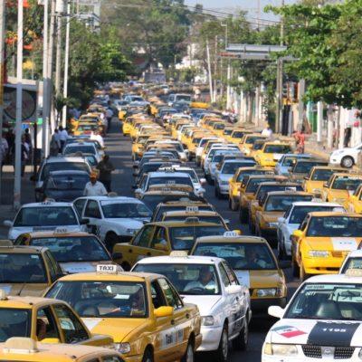 Dan 'reversa' al aumento de tarifas del transporte público autorizado el último día de gobierno de Arturo Núñez