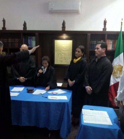 Renuncia presidenta del Tribunal de Justicia Administrativa
