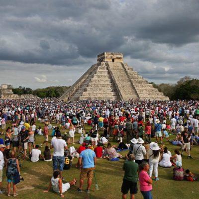 Recaudaría Chichén Itzá más de 300 mdp adicionales con nueva tarifa a extranjeros; turisteros de Quintana Roo amenazan con sacarla de su oferta