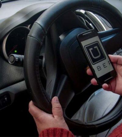 ¿CON DEDICATORIA A UBER?: Gobierno de QR define el cobro de concesiones para prestación del servicio de transporte a través de plataformas digitales