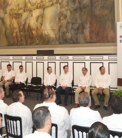 Anuncia Vila Dosal inversiones privadas por más de 5 mil 500 mdp y hasta 45 mil empleos en Yucatán