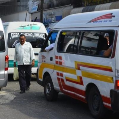 Villahermosa tiene el transporte público más inseguro y Mérida el más confiable, según el IMCO