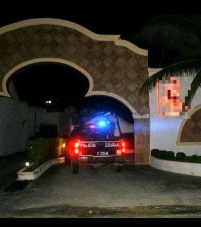 Mujer asegura haber sido violada en motel de Chetumal