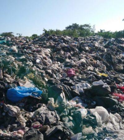 Crean el Comité Interinstitucional para encontrar solución a problemas de recolección de basura en Chetumal