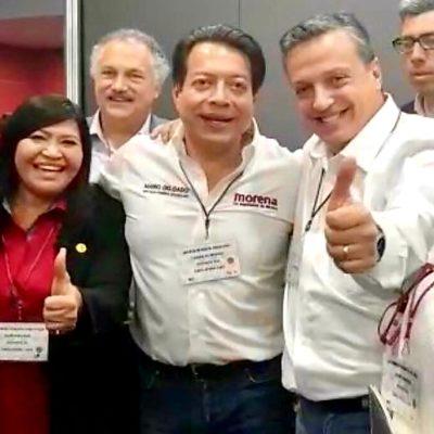 Reacomodos de diputados de Quintana Roo en San Lázaro