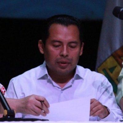 Trasciende renuncia de Walter Puc a la Secretaría General del Ayuntamiento de Solidaridad