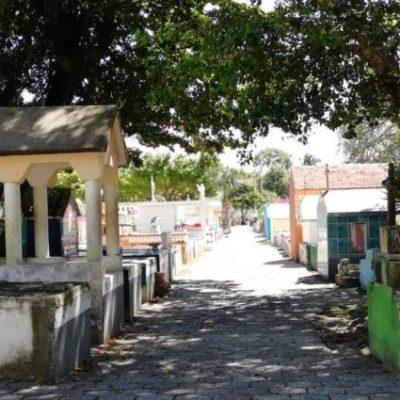 Analizan nueva prórroga en el panteón de Playa del Carmen para evitar que cuerpos sean exhumados