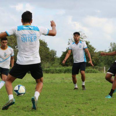 REANUDA PRETEMPORADA EL INTER PLAYA DEL CARMEN: Se prepara para segunda vuelta de Temporada 2018-2019 de la Serie A de Liga Premier