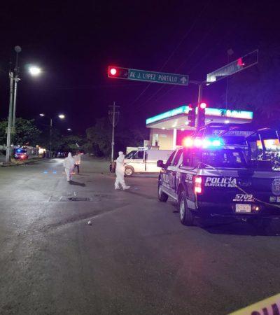 SEGUIMIENTO | Ataque contra patrulla de la Policía Procesal iba dirigido contra subdirector de la cárcel de Cancún; resultó herido