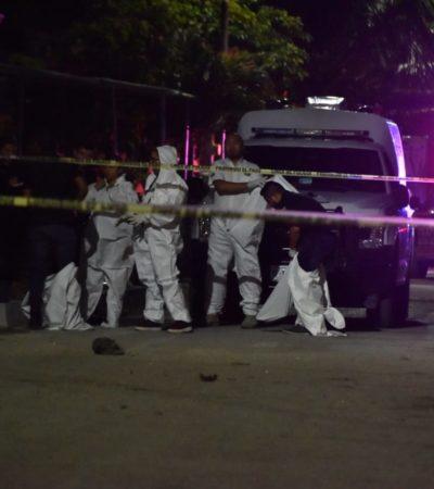 SEGUIMIENTO | FALLECE ADOLESCENTE BALEADA: Suman dos muertos tras ataque anoche en en el fraccionamiento Azul Bonampak de Cancún