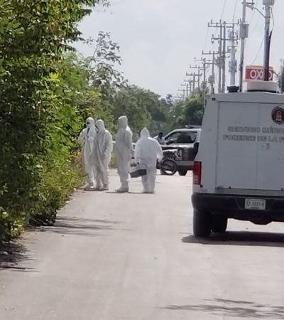 LA REALIDAD ES QUE LA VIOLENCIA CONTINÚA: En Cancún se han registrado 70 ejecuciones tras dos meses de pertenecer al 'Mando Único' de QR