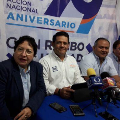 Se confrontan panistas por la designación del candidato en el Distrito VIII de cara al próximo proceso electoral en Quintana Roo