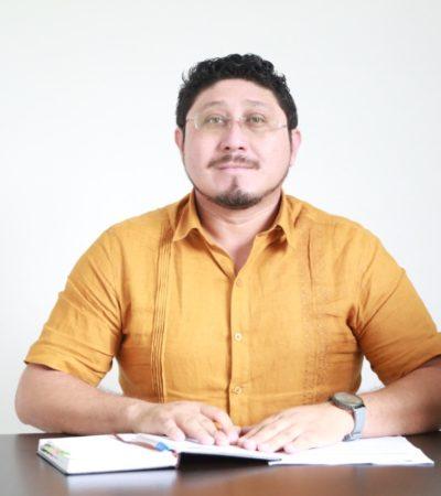 Nombran a Diego Pérez Ucaña como Director General de Desarrollo Social en Tulum