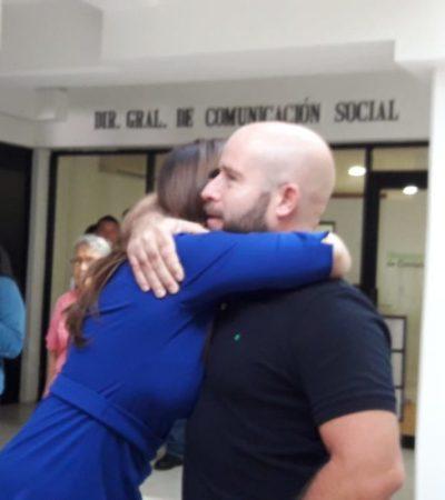 Encuentro efusivo entre Morena y el PVEM en Cancún, tras rumores de posible alianza