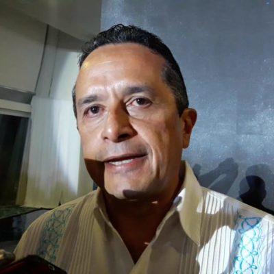 Confía Gobernador en lograr acuerdos para aterrizar el 'Mando Único' en Solidaridad