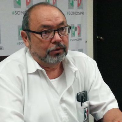 """""""No se puede confiar en un partido que traicionó al PRI desde las elecciones pasadas"""", dice Manuel Díaz Carvajal sobre el PVEM"""