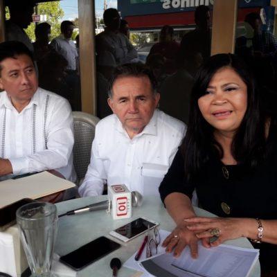 """""""LO MÁS IMPORTANTE ES SER CONGRUENTE"""": Reconoce Mildred Ávila que una alianza de Morena con el PVEM tendría costos políticos"""