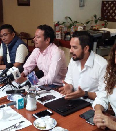 Diputados comen del mismo plato y reciben instrucciones de la misma oficina: José Luis Toledo