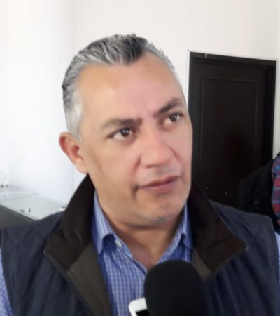 Alianza con el PAN y PRD no es prioridad: Mario Villanueva