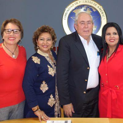 Se reúne Laura Beristaín con otros Alcaldes de destinos turísticos para analizar retos comunes
