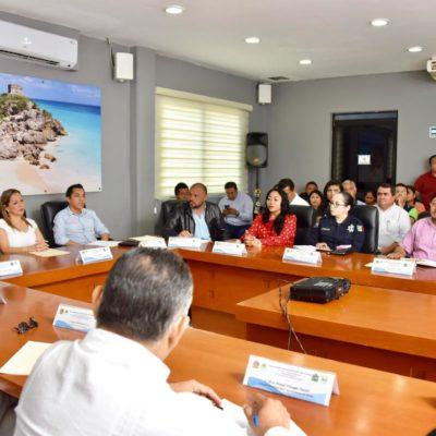 SEGUNDA SESIÓN DE COPLADEMUN: Rinde protesta subcomité de Desarrollo Social y Atención Ciudadana