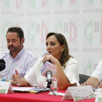 Asegura Claudia Ruiz Massieu que respaldarán propuestas de AMLO, siempre y cuando no impliquen retroceso en las conquistas democráticas de México