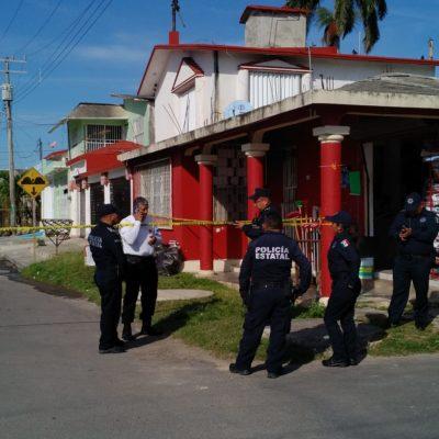 ACTUALIZACIÓN | Confirman hallazgo de un adolescente asesinado en una vivienda de la colonia Miraflores de Chetumal