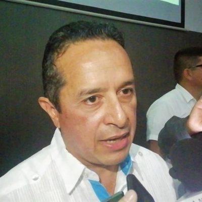 Afirma Carlos Joaquín que QR está listo para la Fitur, donde se presentará el proyecto del Tren Maya y nuevas rutas aéreas