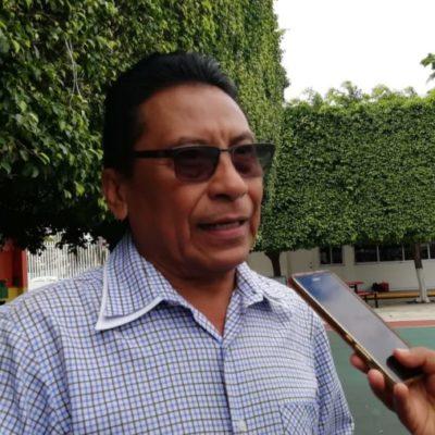 Retomarán la construcción de escuelas en Solidaridad, anuncia Carlos Gorocica