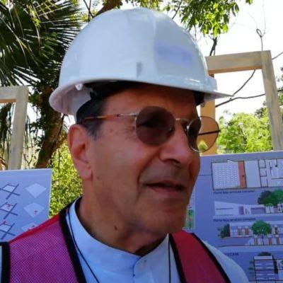 Alejandro Solalinde destaca lucha de los derechos del migrante en Quintana Roo
