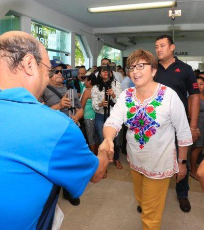 Gobierno de Solidaridad pide denunciar actos de corrupción