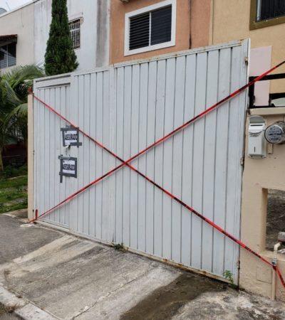 ASEGURAN VIVIENDA EN CANCÚN: En la búsqueda de responsables de la matanza en la SM 219, ubican casa usada por criminales en fraccionamiento Andalucía