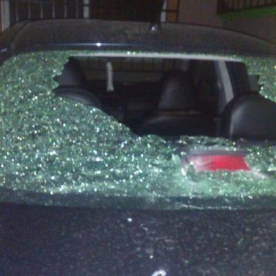 Disparan contra automóvil en Playa del Carmen; sería de funcionario de Tulum