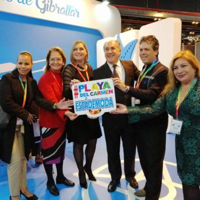 Recibe Alcalde de Algeciras carta de intención para hermanarse con Playa del Carmen