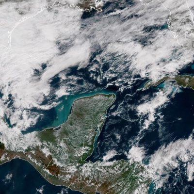 Se pronostica para los próximos días una recuperación gradual en las temperaturas y bajo potencial de lluvias