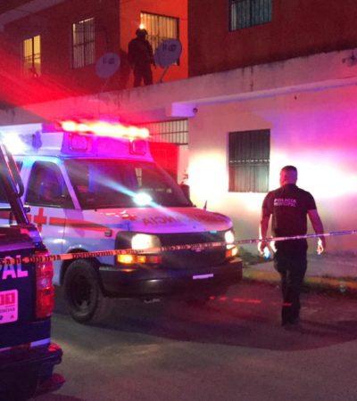 SUFRE BEBÉ DE DOS MESES ROZÓN DE BALA: Intento de ejecución en a SM 229 de Cancún deja un hombre herido