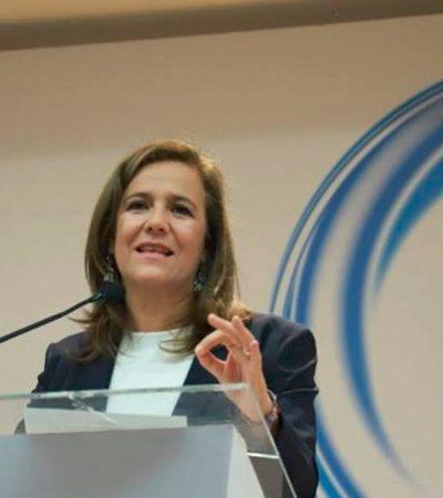 Busca Margarita Zavala convertir a su asociación 'Libre' en partido político