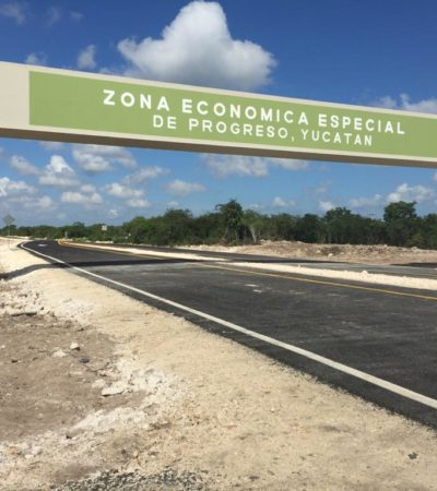 Busca gobierno de Yucatán que Tren Maya tenga estación en el Puerto de Progreso