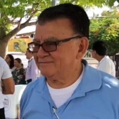 Asegura Arturo Abreu que relación con el gobierno de Carlos Joaquín es 'perfecta'