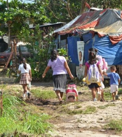 Solución de asentamientos irregulares en Cancún es complejo, admite director de Catastro municipal