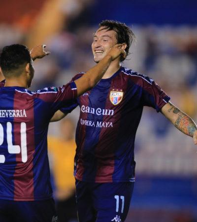 ATLANTE DESPEDAZA A CIMARRONES:Los Potros ganan 5 goles a 1 en el inicio del Clausura