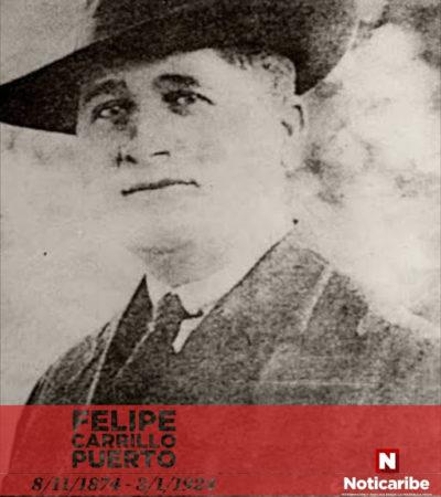 LA DEFENSA DEL SOCIALISMO YUCATECO: La muerte del 'Dragón Rojo' y la respuesta de los pueblos del sur | Por Gilberto Avilez Tax