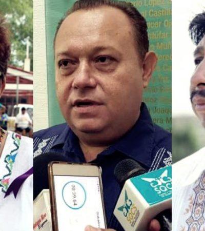 Rompeolas: Alcaldes de la ex coalición 'Por Quintana Roo al Frente' dividen fuerzas