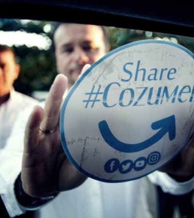 Impulsa Pedro Joaquín estrategias depromoción turística para Cozumel
