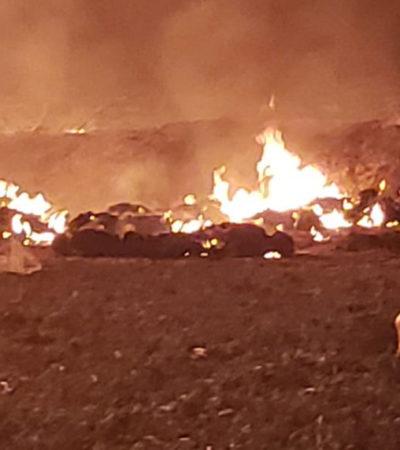 Sube a 118 la cifra de muertos de la explosión en Tlahuelilpan