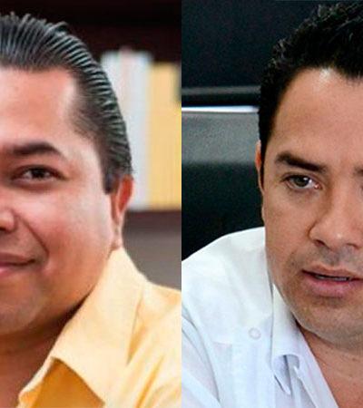 José Luis Toledo se muerde la lengua, dice Emiliano Ramos al responder a críticas al Congreso