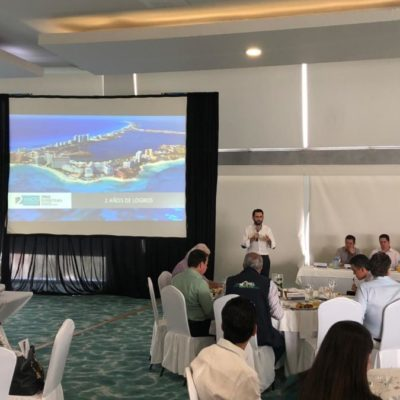 Para lograr una diversificación económica para QR, es necesario fortalecer y promocionar las inversiones en el destino, asegura Bernardo Cueto, director de IDEFIN