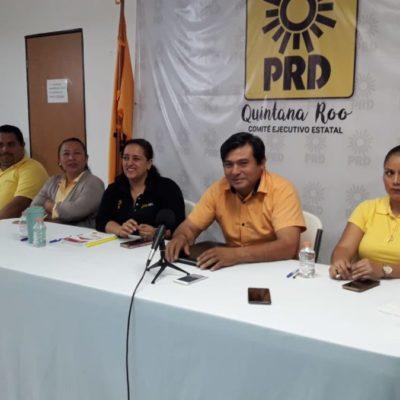 Incongruente que a más de dos meses, regidores de BJ desconozcan plan de seguridad de Pérez Abarca, señalan integrantes del PRD