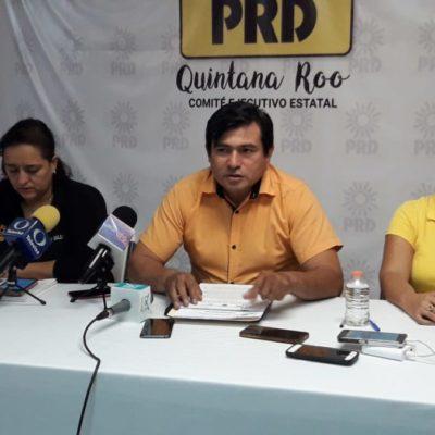 Afirma PRD que alianza con PAN y PES es por 'pragmatismo' y es parcial