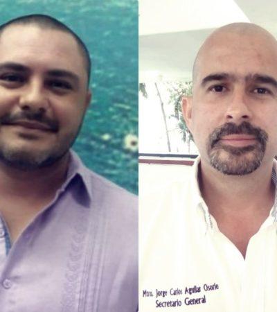 Rompeolas: Encontronazoentre el regidor Janix y Jorge Aguilar por 'protección' a Pérez Abarca